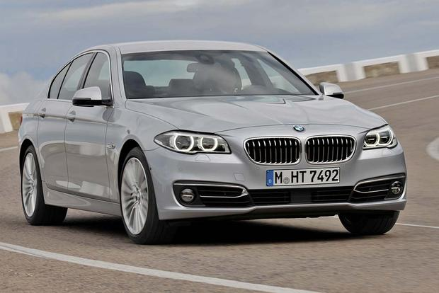 2016 Bmw 550i >> 2016 Bmw 5 Series New Car Review Autotrader