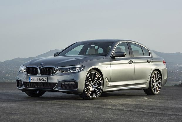 2017 BMW 5 Series: New Car Review