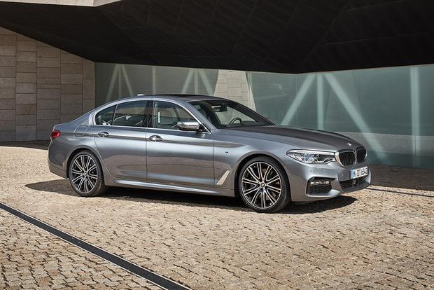 2017 BMW 5 Series: New Car Review featured image large thumb1