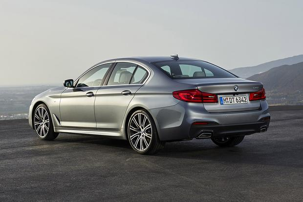 2017 BMW 5 Series: New Car Review featured image large thumb2