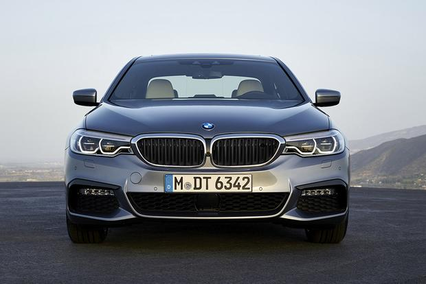 2017 BMW 5 Series: New Car Review featured image large thumb3