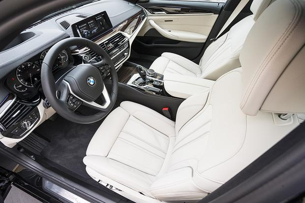2017 BMW 5 Series: New Car Review featured image large thumb6