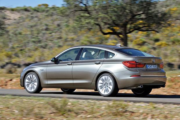 BMW Series Gran Turismo New Car Review Autotrader - Bmw 535xi gt
