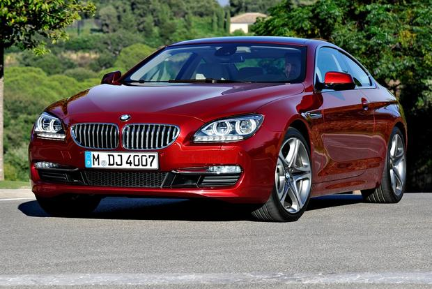 2012 BMW 6 Series: New Car Review featured image large thumb0