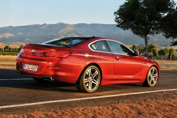2013 BMW 6 Series: New Car Review featured image large thumb1