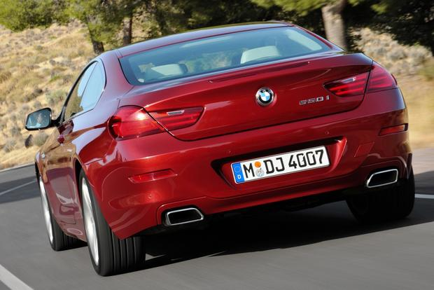 2012 BMW 6 Series: New Car Review featured image large thumb2