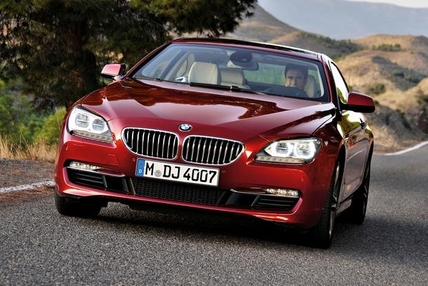 2013 BMW 6 Series: New Car Review featured image large thumb3