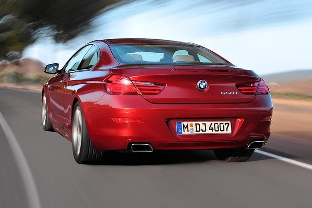 2013 BMW 6 Series: New Car Review featured image large thumb5