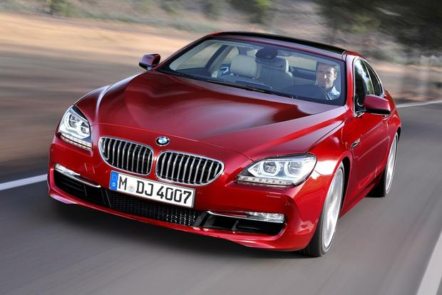 2012 BMW 6 Series: New Car Review featured image large thumb6