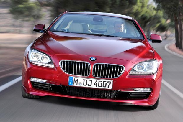 2013 BMW 6 Series: New Car Review featured image large thumb8