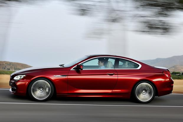 2012 BMW 6 Series: New Car Review featured image large thumb8