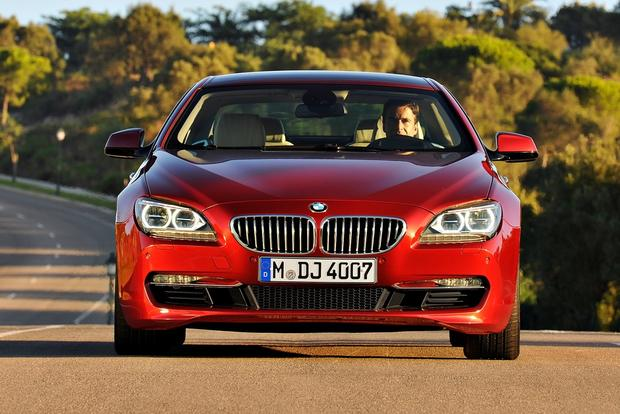 2012 BMW 6 Series: New Car Review featured image large thumb9