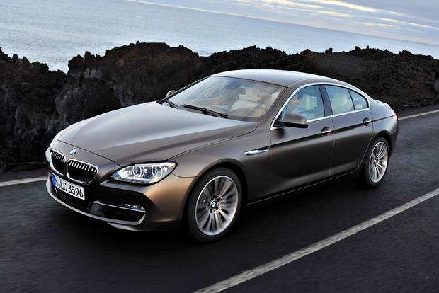 2013 BMW 6 Series Gran Coupe: New Car Review