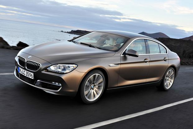 2012 BMW 6 Series: New Car Review featured image large thumb12