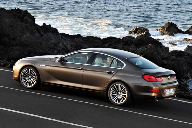 2012 BMW 6 Series: New Car Review featured image large thumb15