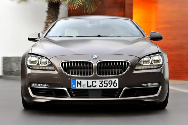 2012 BMW 6 Series: New Car Review featured image large thumb16