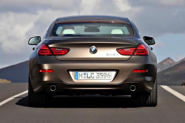 2012 BMW 6 Series: New Car Review featured image large thumb17