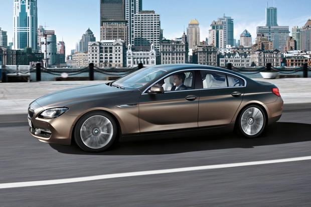 2012 BMW 6 Series: New Car Review featured image large thumb19