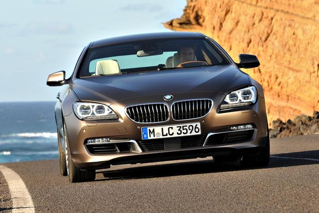 2012 BMW 6 Series: New Car Review featured image large thumb20