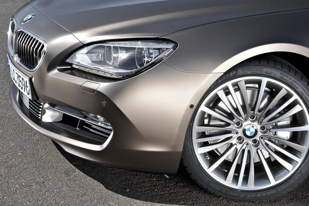 2012 BMW 6 Series: New Car Review featured image large thumb21