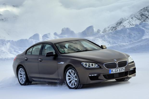 2014 bmw 6 series gran coupe is a 4 door version of the 6 series coupe. Cars Review. Best American Auto & Cars Review