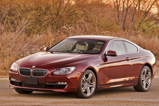 2015 BMW 6 Series: New Car Review featured image large thumb1