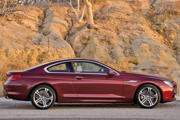 2015 BMW 6 Series: New Car Review featured image large thumb3