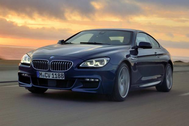 2016 BMW 6 Series: New Car Review featured image large thumb1