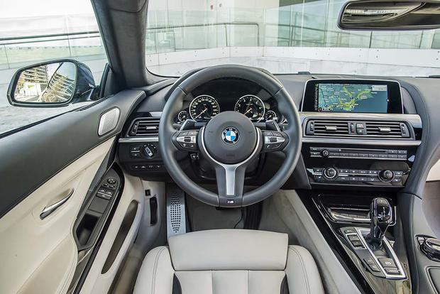 2017 BMW 6 Series: New Car Review featured image large thumb6