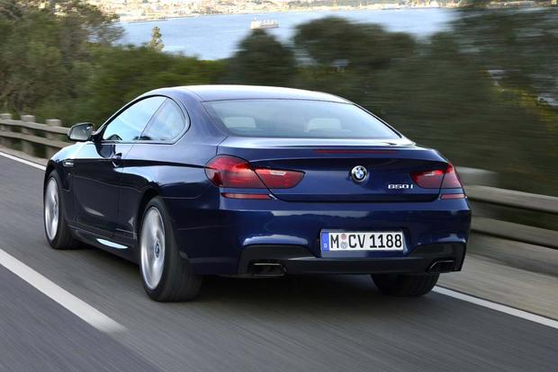 2017 BMW 6 Series: New Car Review featured image large thumb3