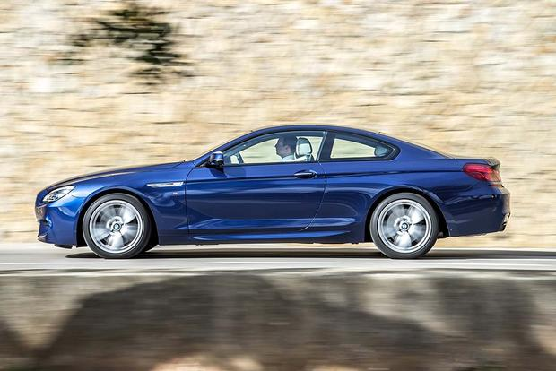 2017 BMW 6 Series: New Car Review featured image large thumb4