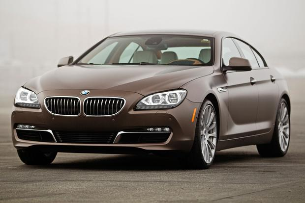 2017 bmw 6 series gran coupe: new car review - autotrader