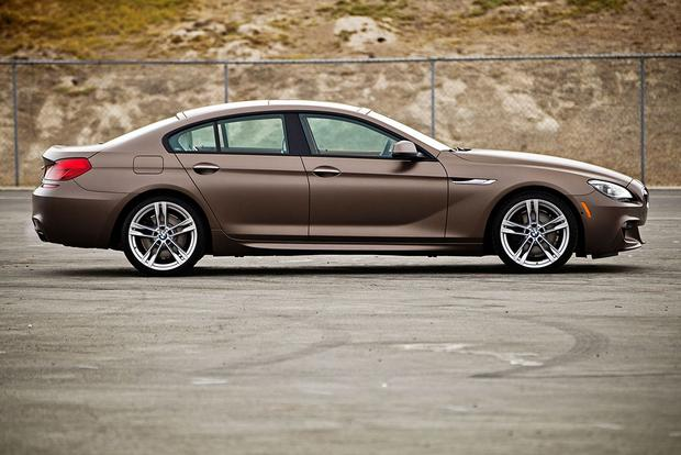 2017 bmw 6 series gran coupe new car review autotrader. Black Bedroom Furniture Sets. Home Design Ideas