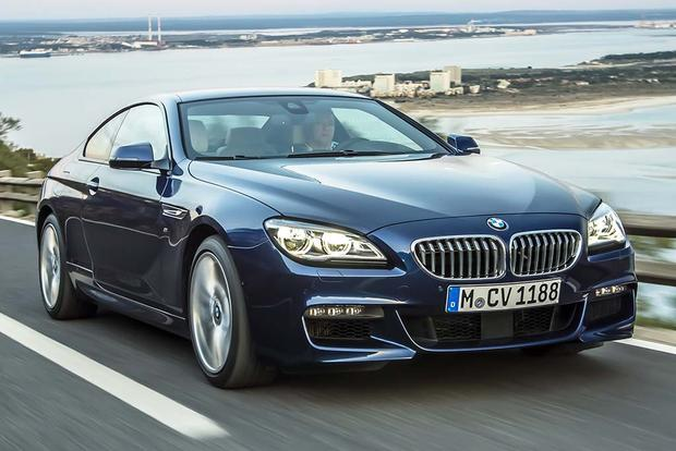 2018 Bmw 6 Series New Car Review Autotrader