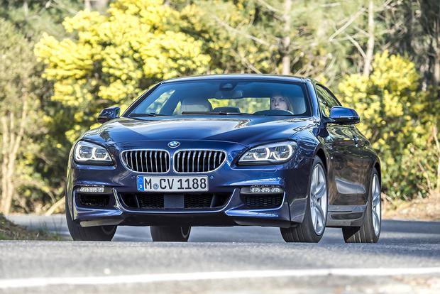 2018 BMW 6 Series: New Car Review featured image large thumb7