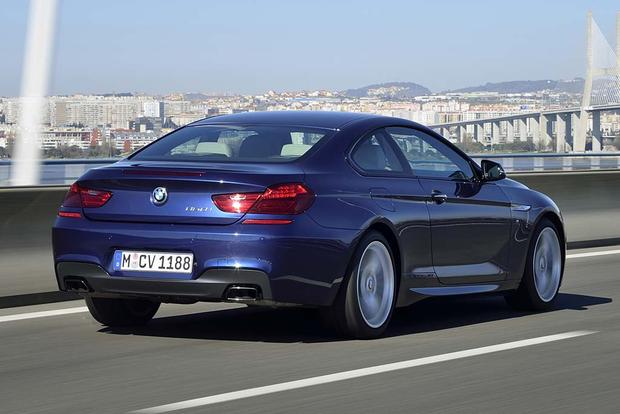2018 BMW 6 Series: New Car Review featured image large thumb2