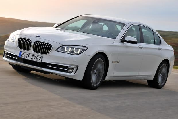 2012 BMW 7 Series: OEM Image Gallery