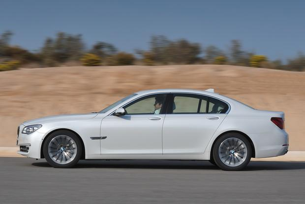 2012 BMW 7 Series: New Car Review featured image large thumb3
