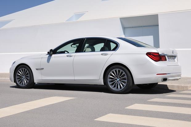 2012 BMW 7 Series: New Car Review featured image large thumb4