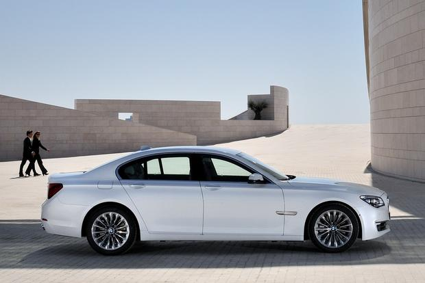 2012 BMW 7 Series: New Car Review featured image large thumb5
