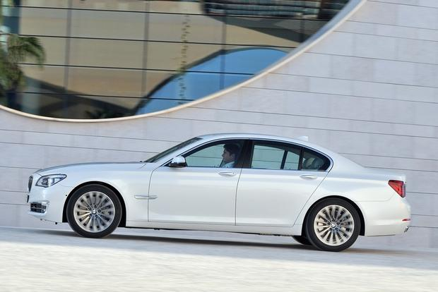 2012 BMW 7 Series: New Car Review featured image large thumb6