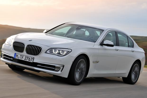 2014 BMW 7 Series: New Car Review featured image large thumb2