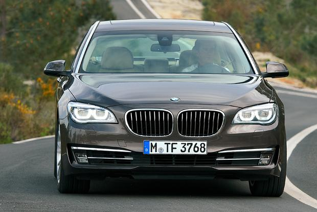 New Car Review 2015 BMW 7 Series