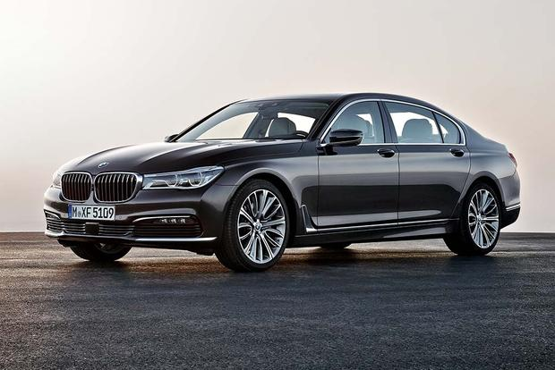 2017 BMW 7 Series: New Car Review featured image large thumb2