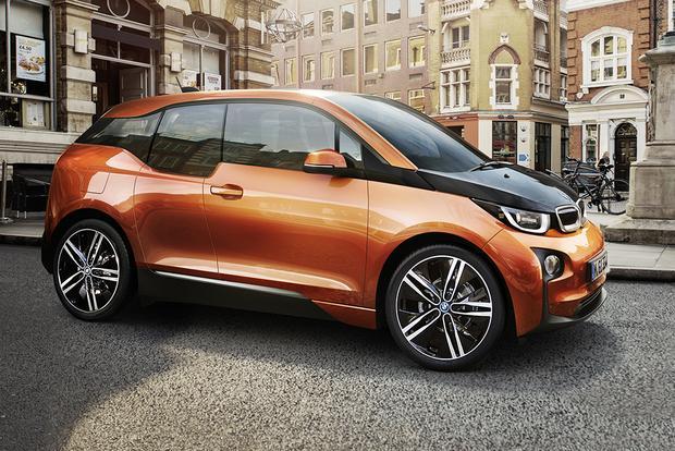2015 BMW i3 New Car Review  Autotrader
