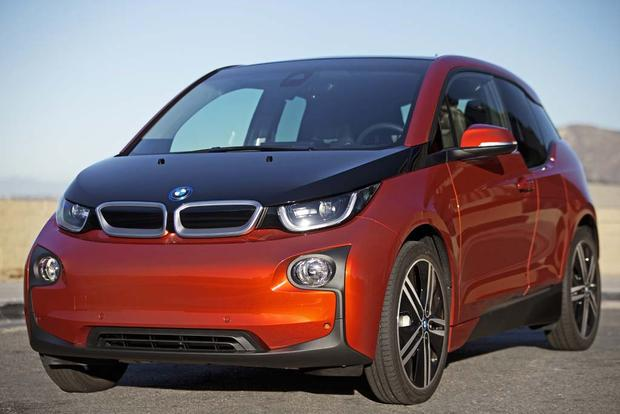 2016 BMW i3: New Car Review