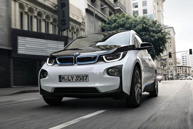 2017 BMW i3: 9 Reasons Why It's Perfect for Your Urban Commute