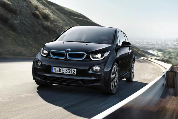 2017 BMW i3: New Car Review featured image large thumb0