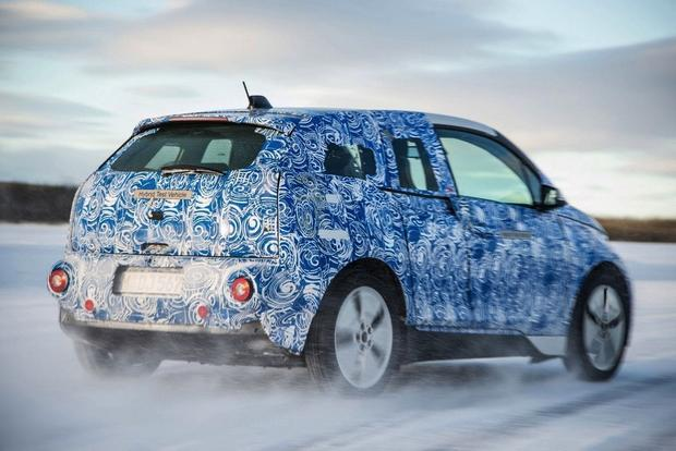 2014 BMW i3 Teaser Images and Range Anxiety Plan Revealed