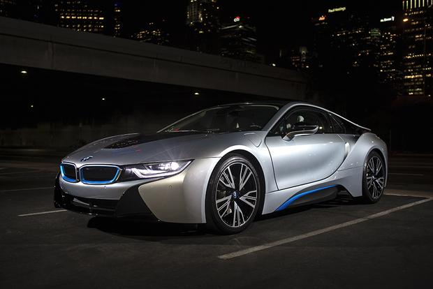2015 BMW i8: Overview featured image large thumb3
